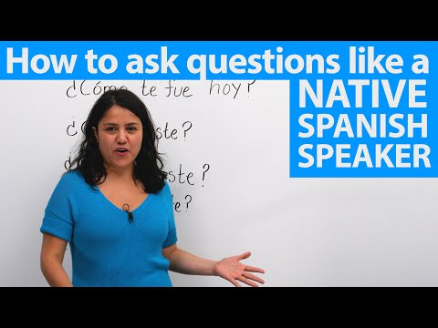 LEARN REAL LIFE SPANISH: 6 ways to ask people about their day, weekend, and past in Spanish