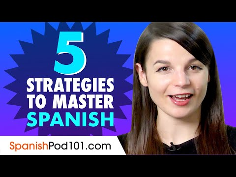 5 Learning Strategies to Jumpstart your Spanish
