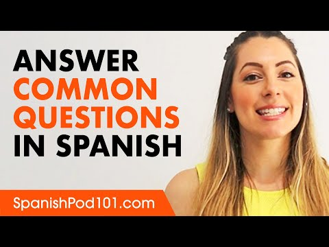 Top Questions & Answers for Customs and Immigration in Spanish