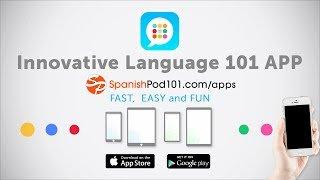 Learn Spanish Everywhere App